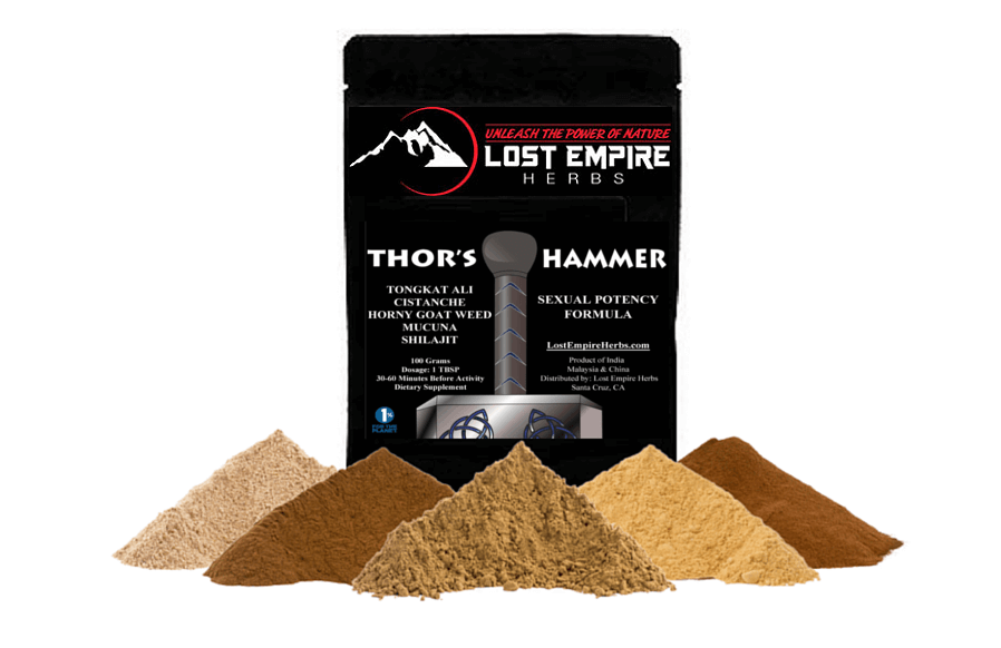 thor's hammer sexual potency formula