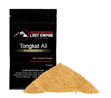 Lost Empire Herbs Tongkat Ali Extract by Superman Herbs