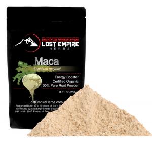Raw Black Maca for Men   Black Maca Benefits   Male Herb Supplements